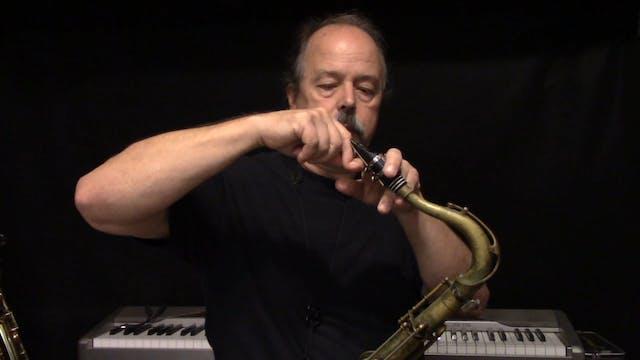 Advanced Jazz Articulation, Part 1