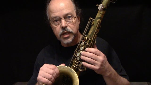 Questions About Saxophone Transposition?
