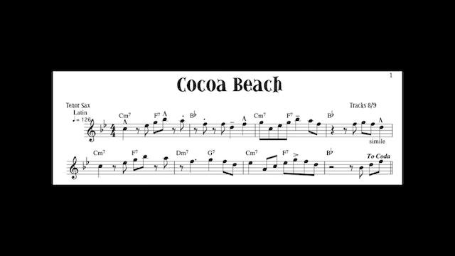 Cocoa Beach - Medium Difficulty