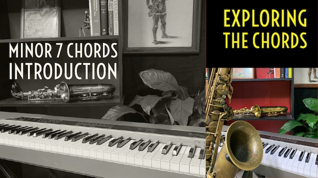 Exploring Minor 7 Chords- Introduction