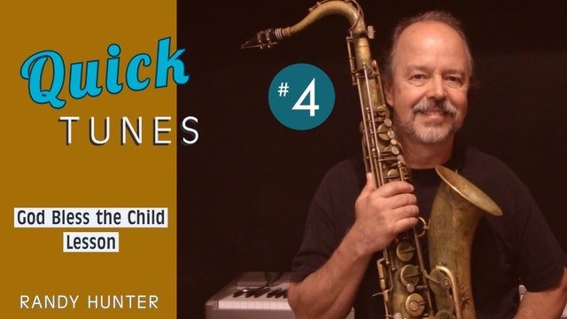 God Bless the Child - Lesson - Quick Tunes #4