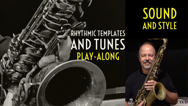 Rhythmic Templates and Tunes - Play-Along