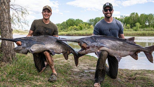 Fishing for Dinosaurs | Montana Paddl...