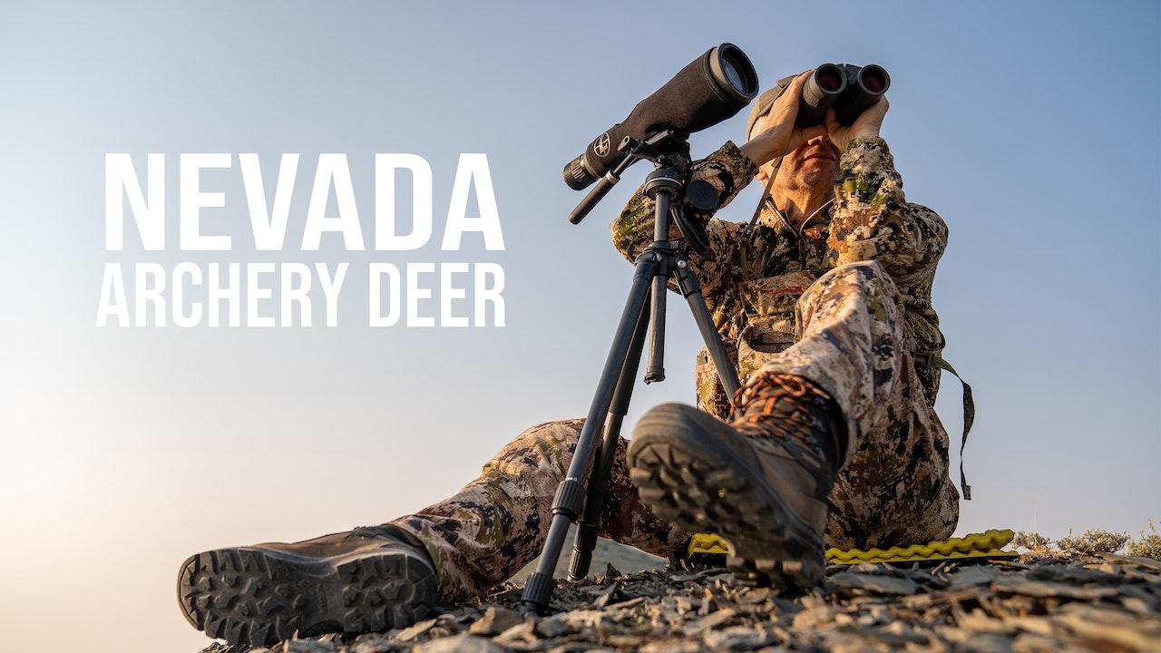 Nevada Archery Mule Deer
