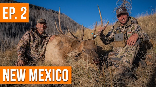 His FIRST Elk!   New Mexico Sweepstakes Elk Hunt (EP. 2)