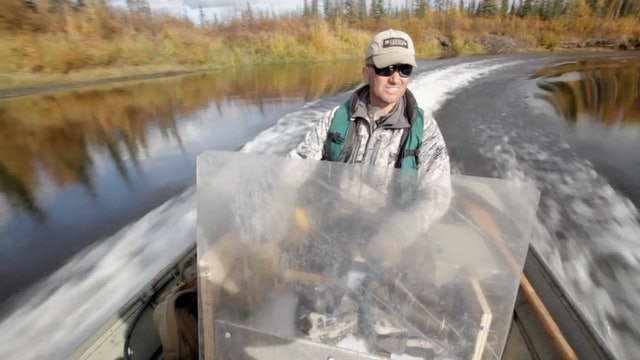 Fresh Tracks: Season 1, Episode 2 - Alaska Moose