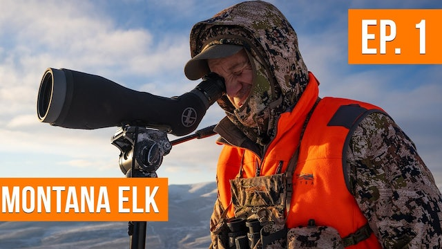 It's Time For Our Annual ELK CAMP!   Montana Rifle Elk (EP. 1)