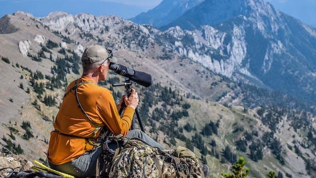 Mountain Goat Survey with Rocky Mount...