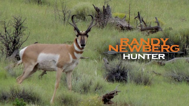 New Mexico Archery Hunt - Pronghorn a...