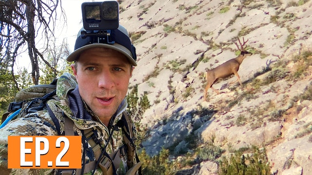 IT'S GO TIME! | Nevada Archery Mule Deer with Marcus (EP. 2)