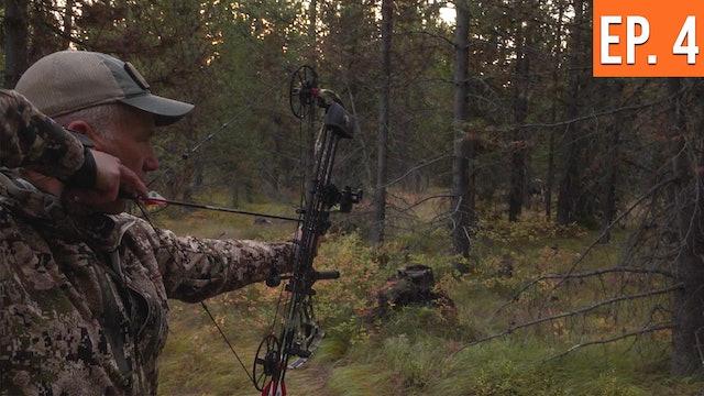 I Got Distracted! | Montana Archery Elk (EP. 4)