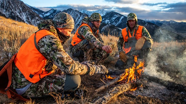 Montana Late Season Elk