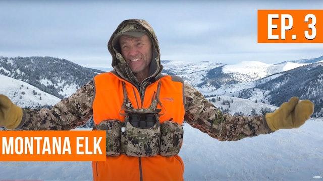 I Screwed This Up!   Montana Rifle Elk (EP. 3)