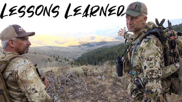 Bowhunting Elk in Idaho