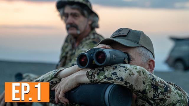 My FIRST Hunt Of The Season | Nevada Archery Mule Deer (EP. 1)
