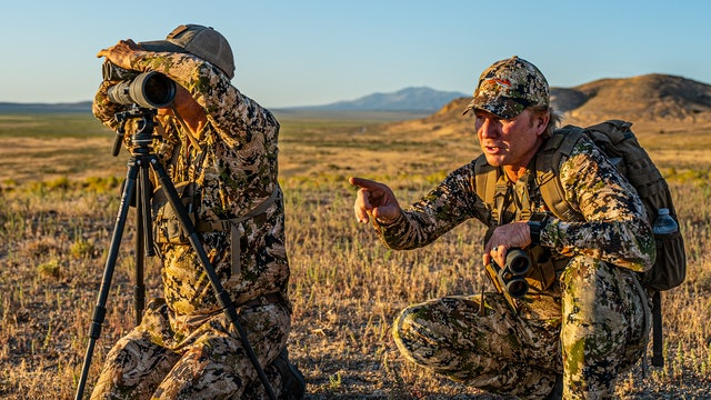 Finding Peace on the Prairie | Nevada Pronghorn with Ray White
