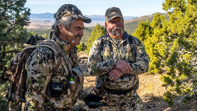 A Bugling Bull Bonanza | Nevada Archery Elk with Scott Jones