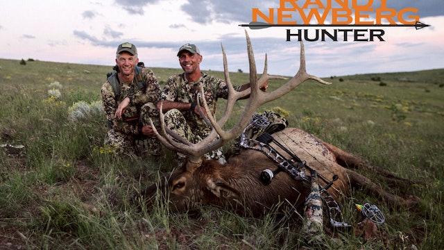 New Mexico, Land of Uncooperative Elk