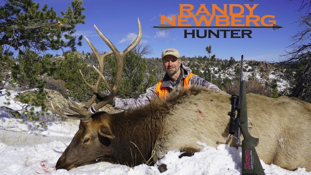 Wyoming Rifle Elk, Round 2