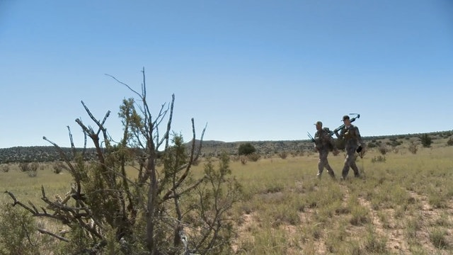 Fresh Tracks: Season 2, Episode 5 - New Mexico Pronghorn
