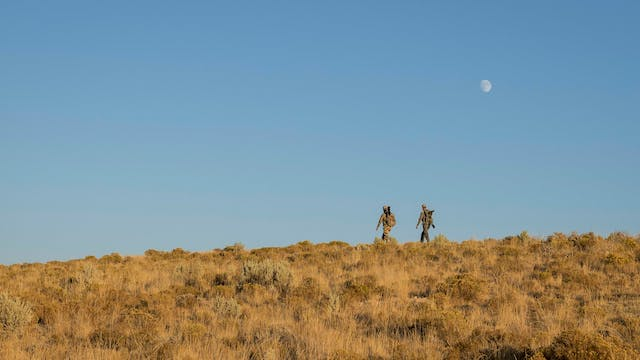 Nevada Pronghorn - Hunting the Silver...