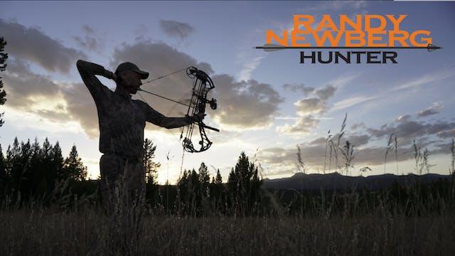 Montana Archery Elk with Randy Newber...