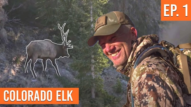 CO Rifle Elk Day by Day