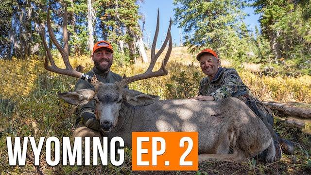 Public Land GIANT   Wyoming (EP. 2)