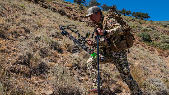 Bowhunting High Desert Bucks | Nevada Archery Mule Deer with Michael Wunnicke
