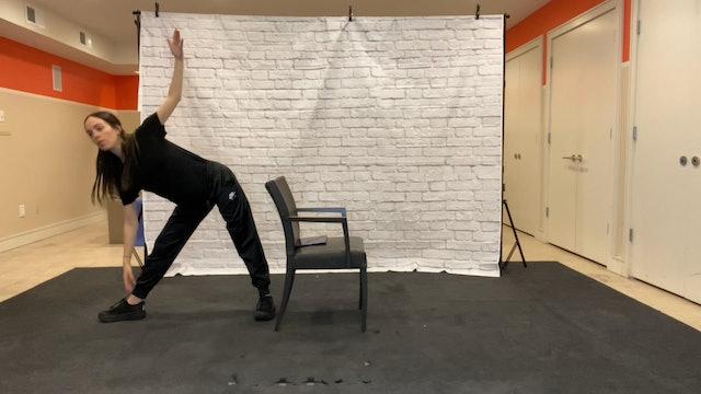36MIN STANDING LEGS