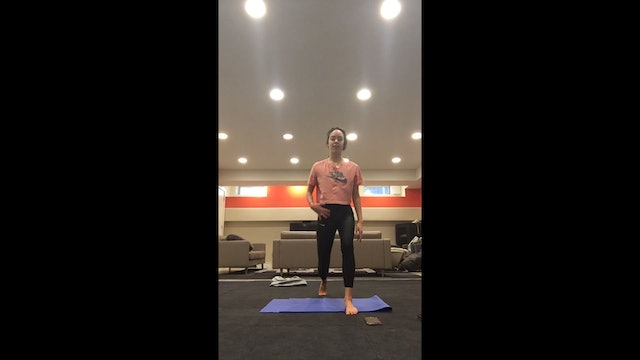30MIN ABS AND LEGS