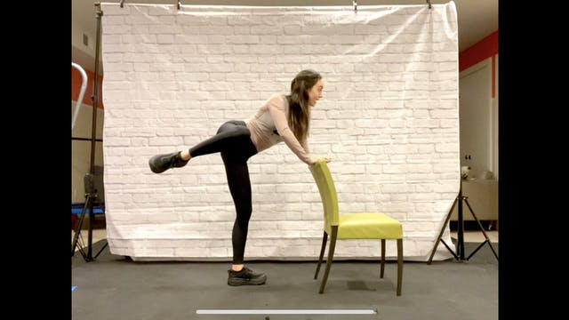 25MIN STANDING LEGS