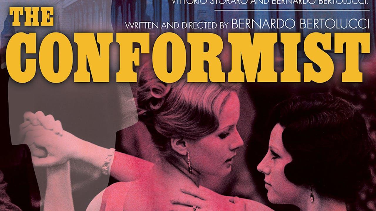 THE CONFORMIST directed by Bernardo Bertolucci