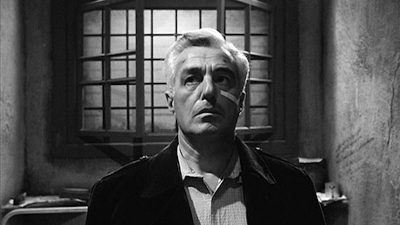 GENERAL DELLA ROVERE directed by Roberto Rossellini