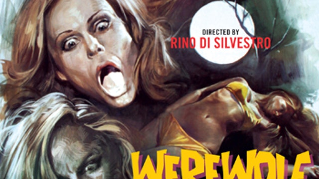 WEREWOLF WOMAN directed by Rino Di Silvestro