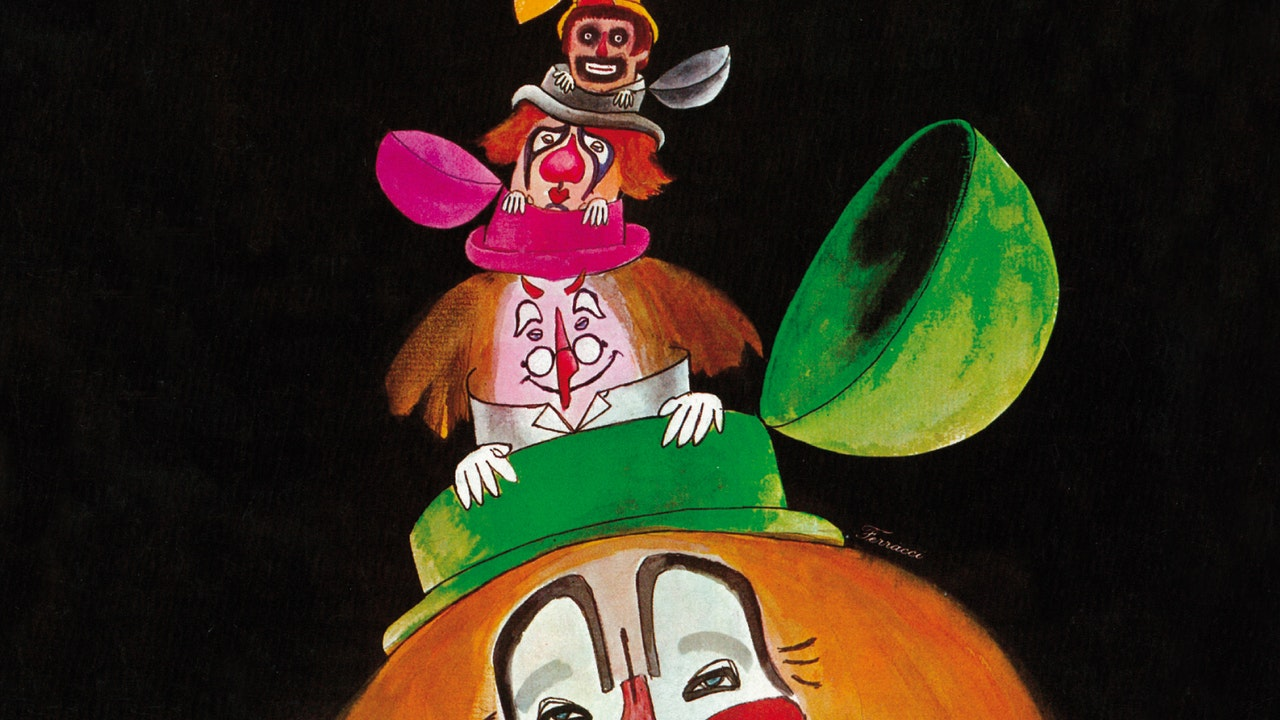 THE CLOWNS directed by Federico Fellini