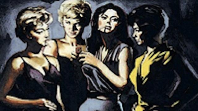 ADUA AND HER FRIENDS directed by Antonio Pierangeli - Original Italian language version with English subtitles
