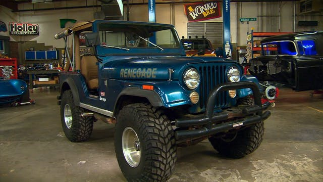 Jeep Junk and Fixing Old Problems (Se...
