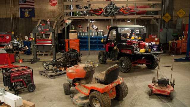 Lawn and Garden Equipment (Season 7 E...