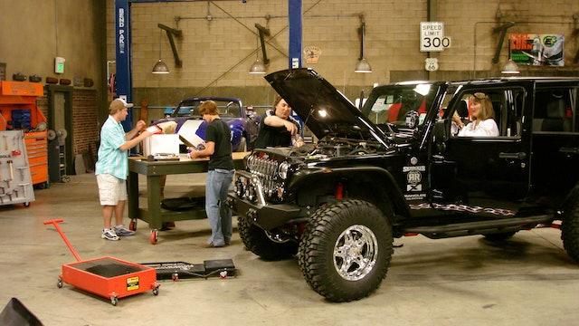 07 Jeep Wrangler JK (Season 2 Episode 13)