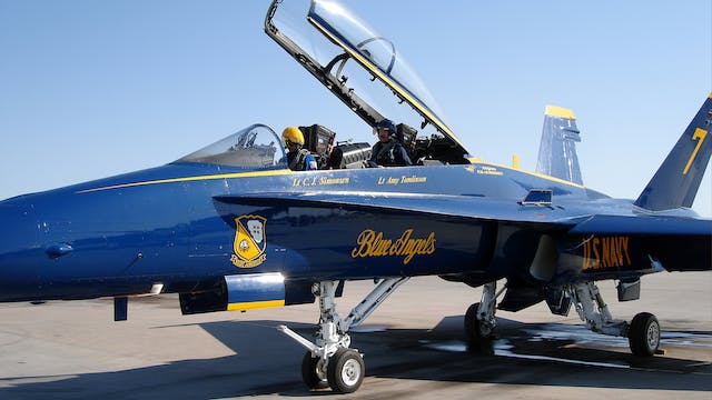 The Blue Angels (Season 4 Episode 8)
