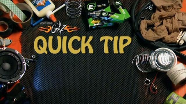 Tape Drill Bit Guide