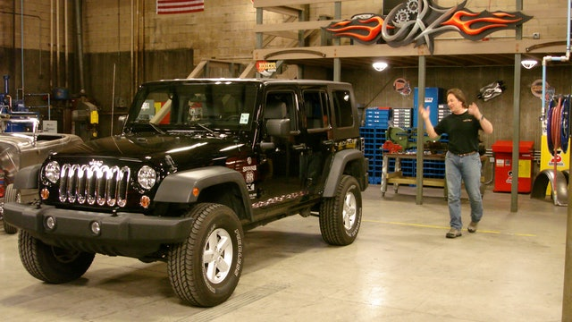 Suspension Lift on '07 Jeep JK (Season 2 Episode 12)