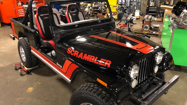 Scrambler Paint Revive (Season 14 Epi...