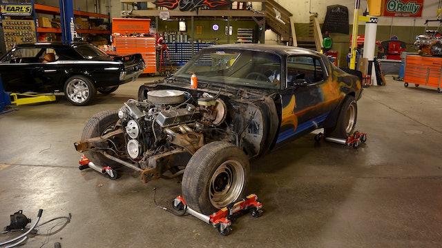Catalog Camaro Front Suspension (Season 11 Episode 11)