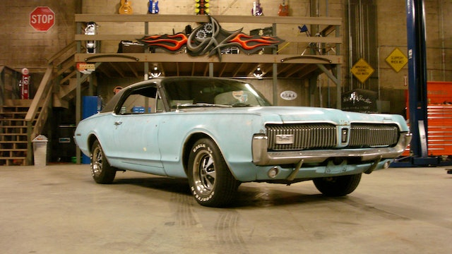 67 Mercury Cougar Disassembly & The GMP Story (Season 4 Episode 6)