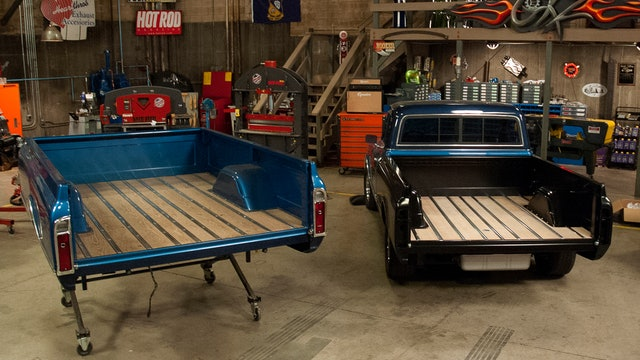 Putting a New Short Bed on a Classic Truck (Season 7 Episode 5)