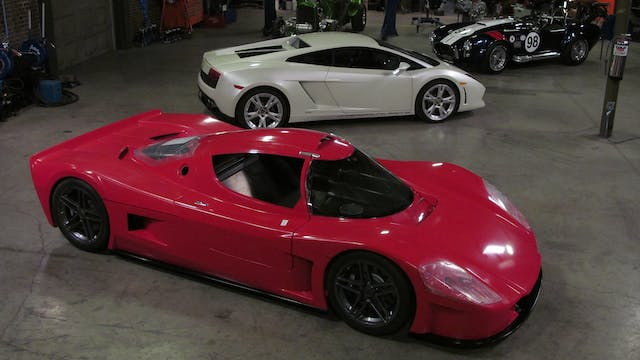 Supercars,Kit Cars and the SL-C (Seas...