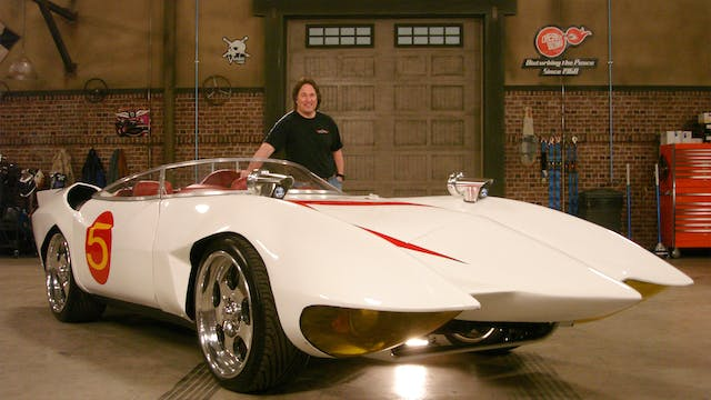 Speed Racer/The Real Mach 5 (Season 4...