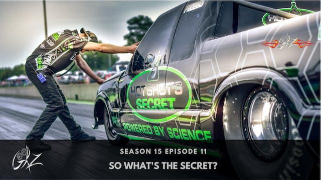 What's The Secret! (Season 15 Episode...